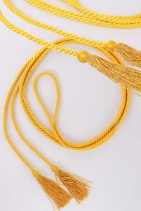 Cingula frange gialle