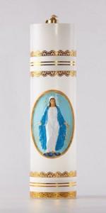 Candele d'altare ad olio - Candele - VestiLiturgiche.it